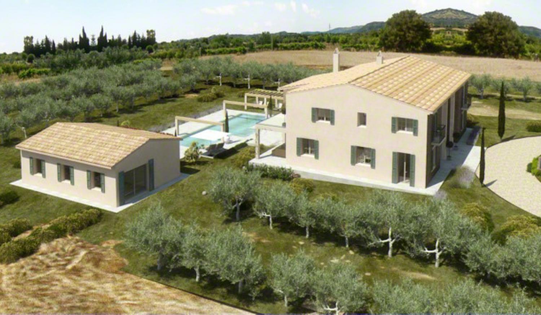 Verschiedene Poolhaus Bauen Das Beste Von Eines Der Letzten Grundstucke Bei Santanyi Mit