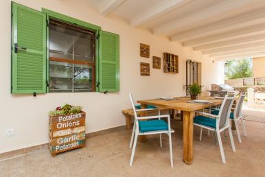 Casa Farah in Ses Salines - Mallorca