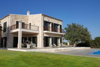 Neubau Finca bei Felanitx Mallorca (ALLEGRO)