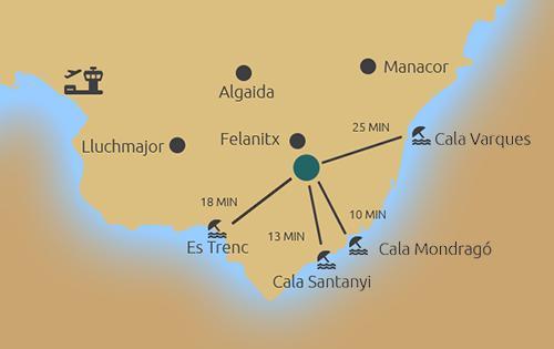 Finca Neubau auf Mallorca (ALLEGRO)
